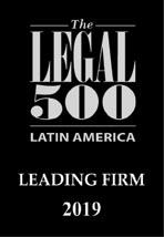 LEGAL 500 2019