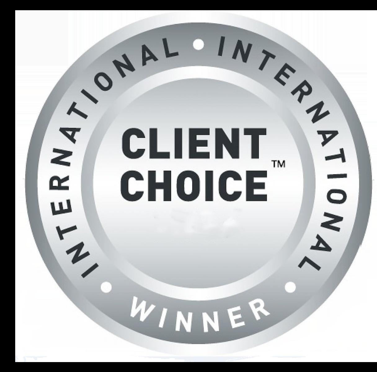 Client Choice Awards 2020