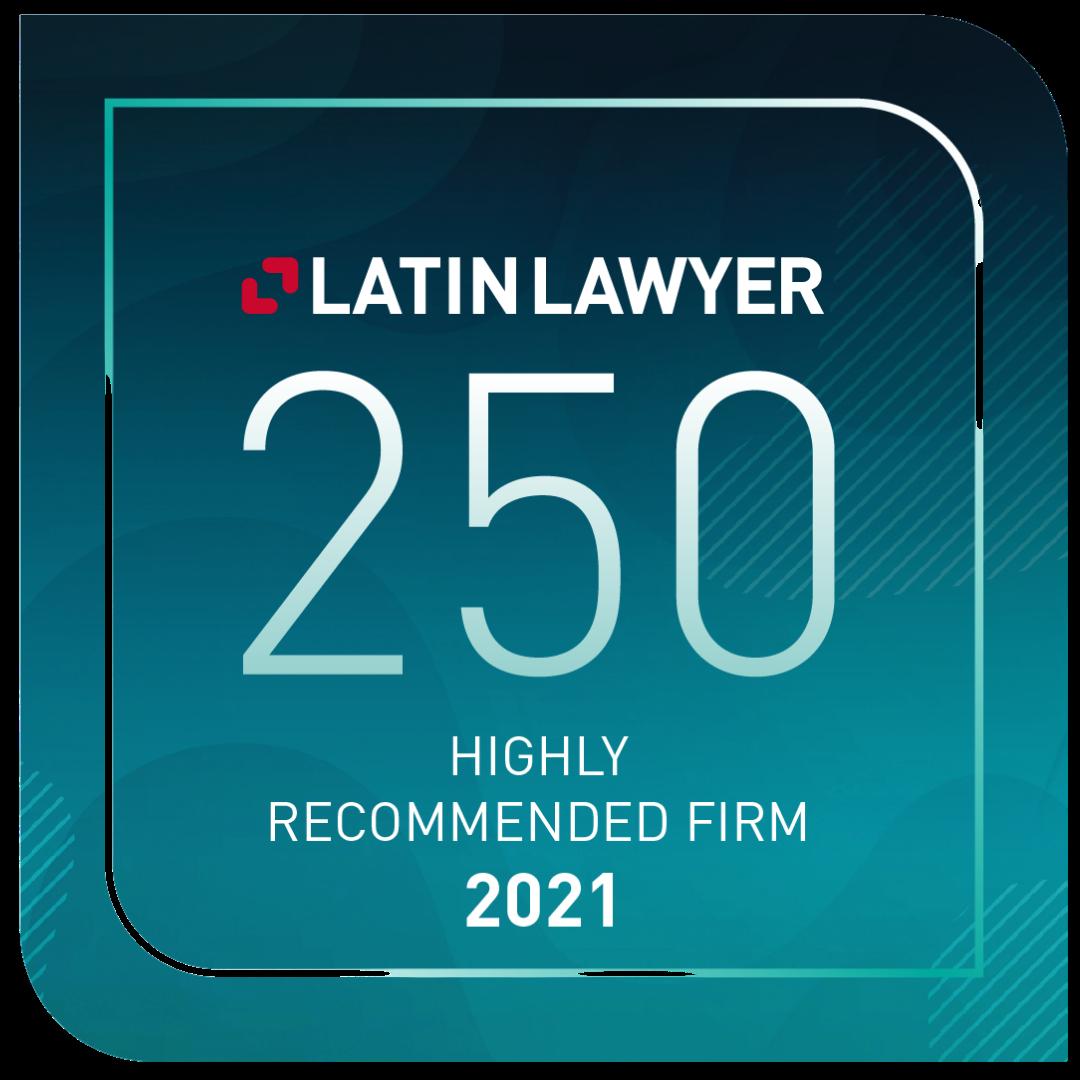 LATIN LAWYER 250 2021